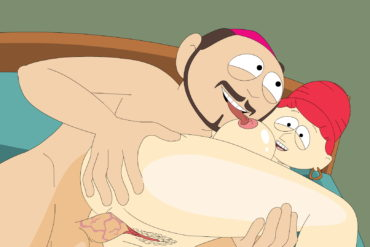 Gerald and Sheila Broflovski Hard Sex