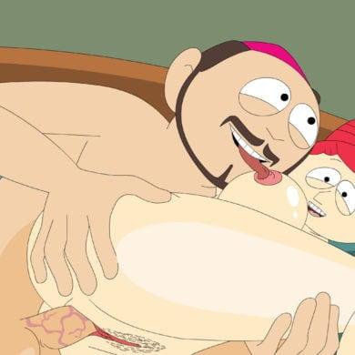 Gerald and Sheila Broflovski Hard Sex