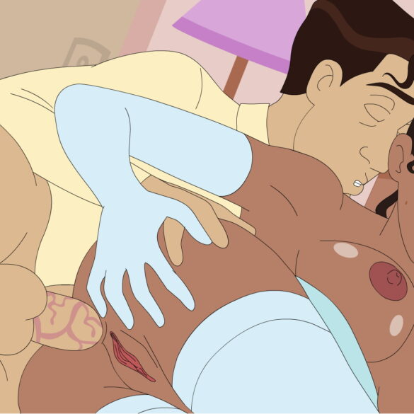 Ebony Princess Tiana Enjoys Interracial Sex with Prince