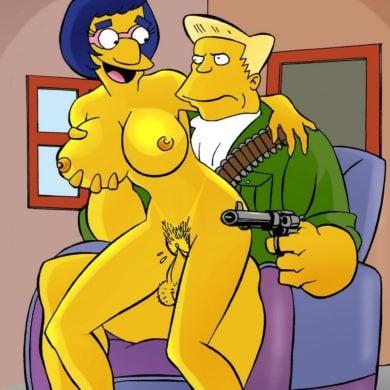 Luann Van Houten's Leaked Sex Picture