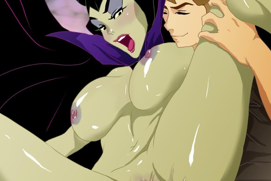 Maleficent porn