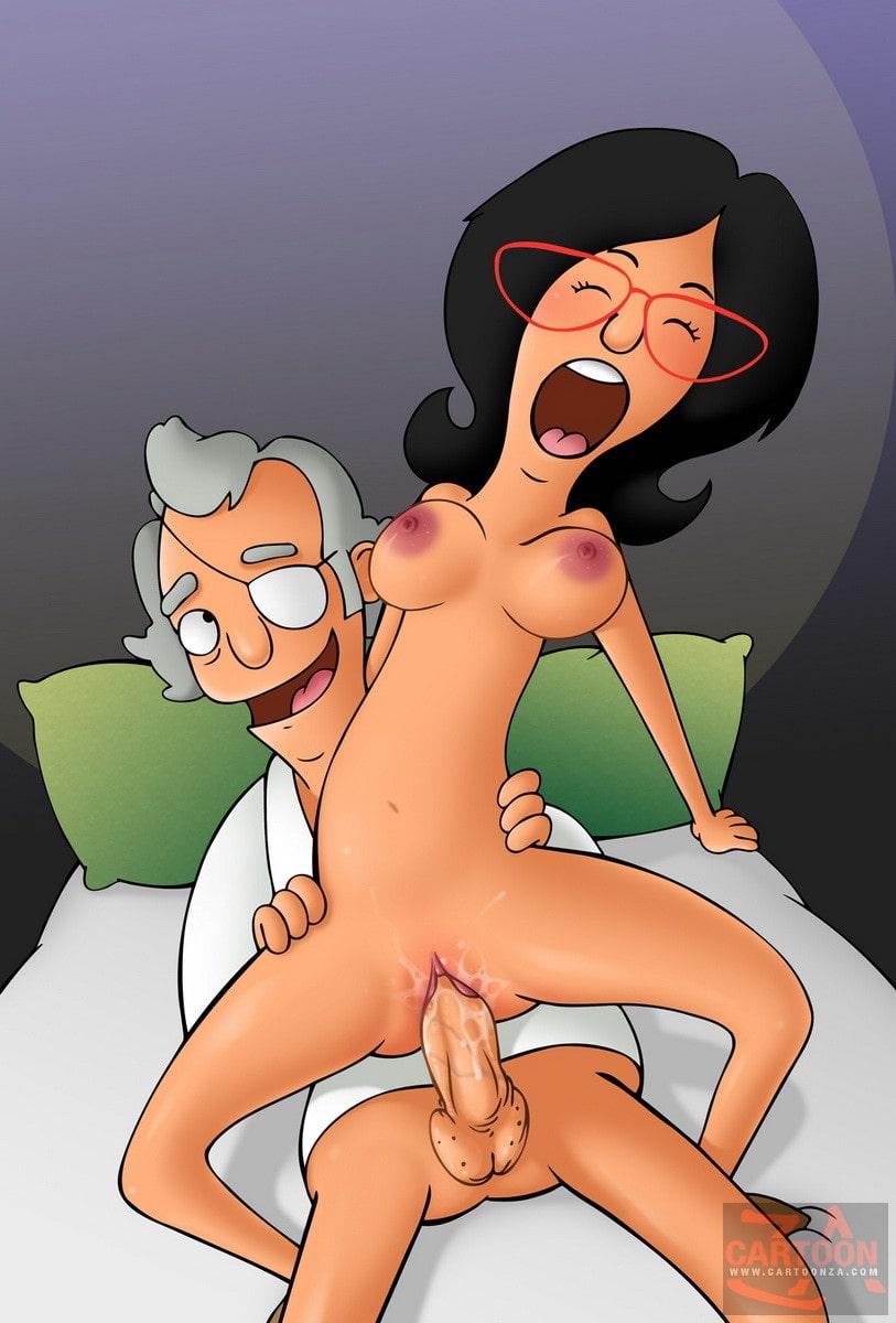 Linda Belcher Cucks Her Hubby